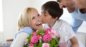 fiori per compleanno roma